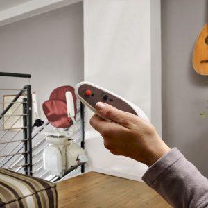 Monte escalier Platinum Horizon Confort Plus télécommande