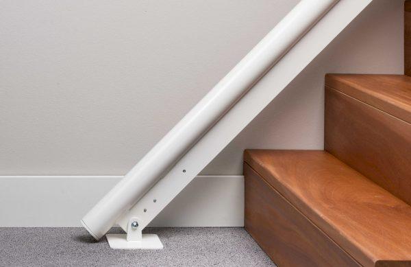 Monte Escalier Courbe Confort Plus Otolift rail
