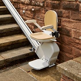 monte escalier extérieur acorn confort plus