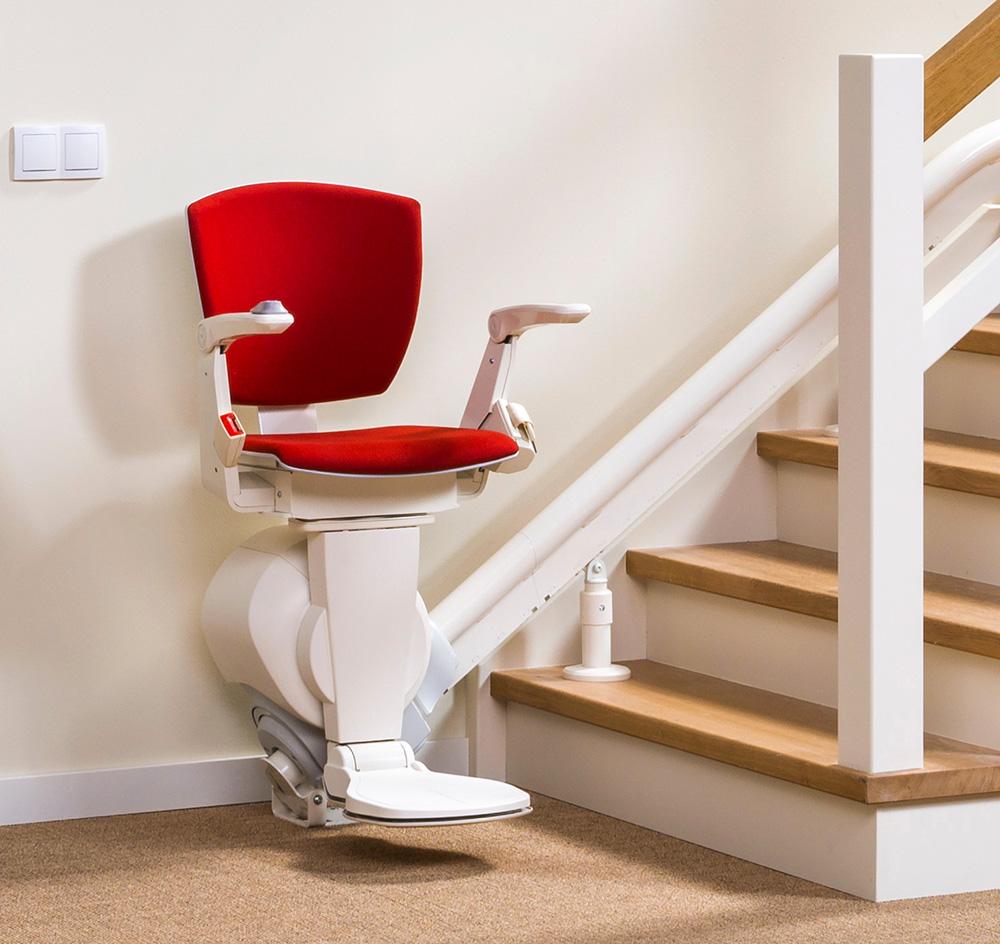 Monte escalier droit toulouse confort plus