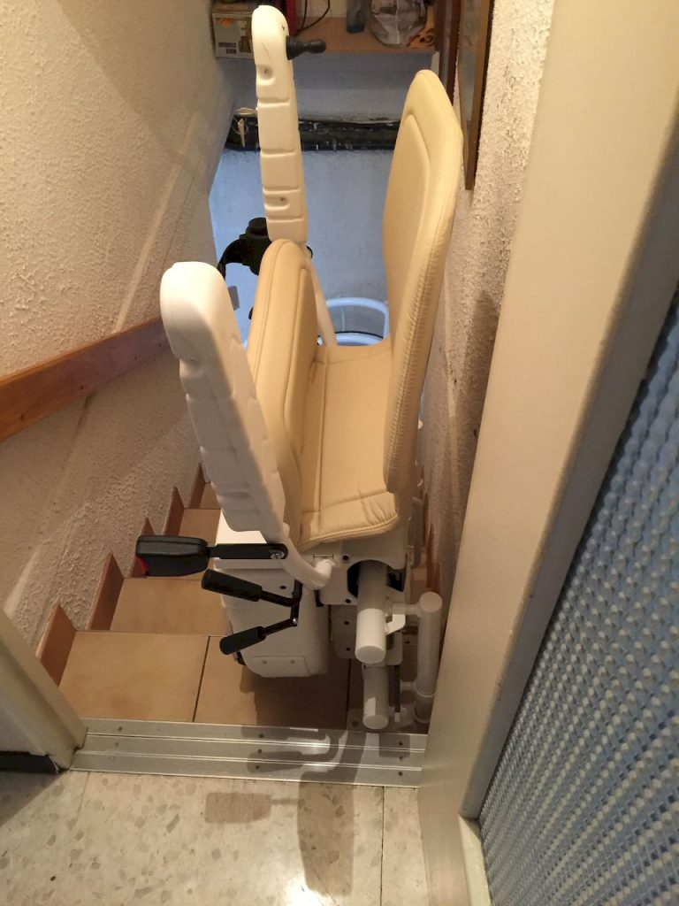 Monte escalier Carcassonne Confort Plus simplicity