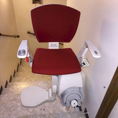 Monte Escalier Otolift air modul'air modulair confort plus toulouse